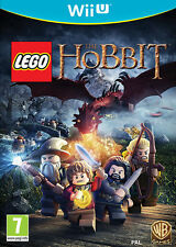 LEGO The Hobbit Wii U (Nintendo Wii U) MINT Condition - 1st Class Fast Delivery