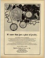 Krugerrand Jewelry by Wideband 1979 Print Ad