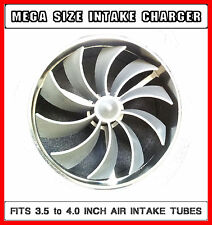 Chevy Truckonator SS V8 BIG Air Intake Supercharger Fan Spinner USA - Brand New