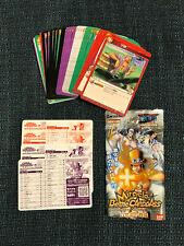 One Piece Miracle Battle Carddass OP02 Reg/Uncoset (45/45)