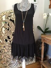 FORJOSEPH Sexy Black Dress - SZ S
