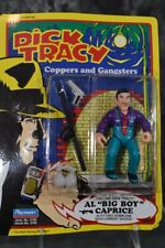 1990 Playmates Dick Tracy Coppers and Gangsters Al Big Boy Caprice Unpunched