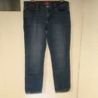 Lucky Brand Sweet 'n Straight Jeans, Size 10