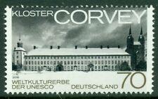 DUITSLAND UITGAVE 2016 KLOSTER CORVEY UNESCO.(GEGOMD)
