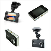 "2.4"" Full HD 1080P K6000 Car DVR  Camera Recorder Tachograph PAL/NTSC For Holden"