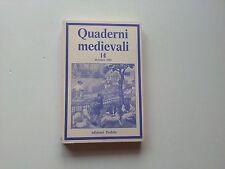 Quaderni medievali 14 - Dicembre 1982 - Dedalo libri