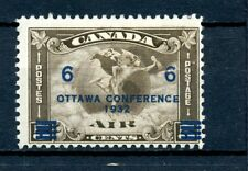 Canada MH #C4 Air Mail 1932 Surcharged  K398