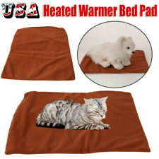 Safe Electric Heated Warmer Bed Pad for Dog Cat Reptile Pet Bed Pad Useful Mat