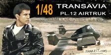 TRANSAVIA PL-12 Airtruk - Sharkit - resin 1/48