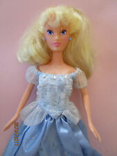 B463-bonitos Disney Princess cenicienta barbie mattel original-vestido + zapatos