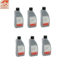 For Porsche Boxster BMW Z4 Jaguar Set of 6 Bottles Transmission Fluid G052162A2