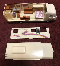 """MINIATURE CAMPER BUS """"Travel For You"""" by Wilcor"""