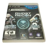 Tom Clancy's Ghost Recon Anthology (Sony Playstation 3)
