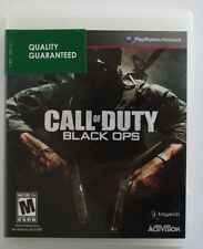 Call Of Duty: Black Ops CIB w/ Case & Manual PS3
