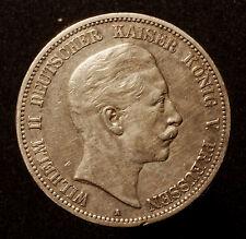 Kgr. Preußen, 5 Mark 1908 A
