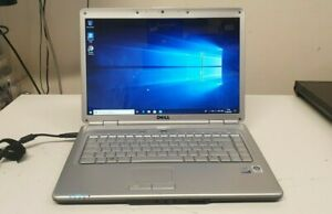 Dell Inspiron 1525 Laptop Core Duo T5750 @ 2.00GHz 3Gb Ram 250GB HDD Win10 Pro