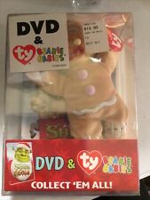 Shrek The Halls (Dvd, 2008, Gingy Plush Toy Included Retail Exclusive)
