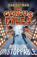 The Genius Files: Mission Unstoppable-ExLibrary