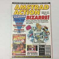 Amstrad Action Magazine, Issue No 107 August 1994 (Amstrad CPC 464,664,6128)