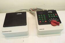 Märklin 6021 control unit + 6002 digit. Trafo 52 VA-------------U44