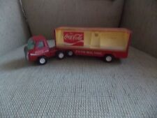 """Buddy L Coke Cola Tractor Trailer Its The Real Thing 10"""" Long L@K"""