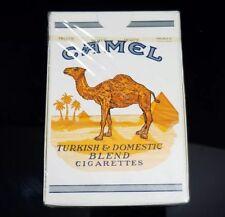 Sealed Vintage Promo Camel Cigarettes Playing Cards Deck Filter Turkish Gag Gift