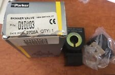 Parker Skinner Valve 7D100Q3 D1D1Q3 7000 Series 240/60 220/50 10W