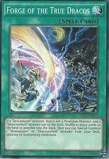 YU-GI-OH CARD: FORGE OF THE TRUE DRACOS - SHVI-EN061
