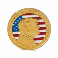 Trump America Canada Union Commemorative Coin Collection Souvenir Holiday Gift