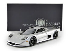 TOP MARQUES 2003 MOSLER MT 900 SILVER 1/18 Scale New Release! In Stock!