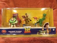 Disney Toy Story 6 Piece Figure Play Set Cake Topper Woody Buzz and more