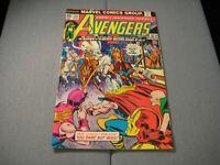 The Avengers #142 (1975, Marvel)