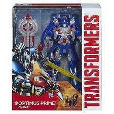 100 Hasbro Transformers Mv4 Age of Extinction Leader Class Optimus Prime MISB