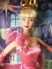 Bambola Barbie Pink Inspiration 1998 Special Edition new in box anni '90 Mattel