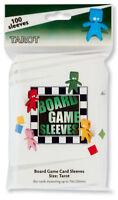 100 Board Games Sleeves Tarot 70 x 120mm Variant Clear Kartenhülle AT-10410