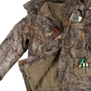 Hillman Highlander Jacket hunting stalking camo shooting fishing