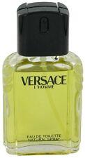Versace L'Homme Cologne Men Perfume Eau De Toilette Spray 3.4 oz 100 ml TESTER