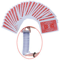 Electric deck magic props card magic trick stage acrobatics waterfall card TOTO