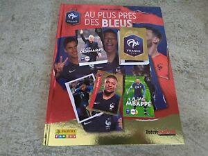 PANINI EURO 2020 FRANCE INTERMARCHE COMPLETE SET ALBUM + STICKERS & CARDS