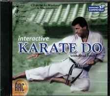 Interactive Karate Do, With Brad Jones, PC & MAC, NEW