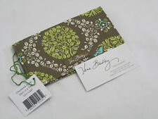Vera Bradley SITTIN' IN A TREE Checkbook CASE Cover For PURSE Tote BACKPACK  NWT