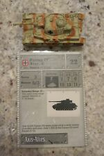AXIS & ALLIES EASTERN FRONT #43 PANZER IV AUSF. G R W/CARD