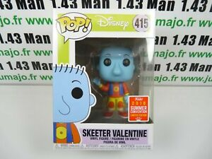 POP9F Vinyl FUNKO Pop Disney: Doug Skeeter Valentine 415 Summer Convention