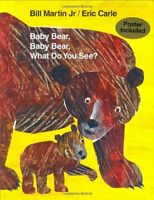 Baby Bear, Baby Bear, What Do You See? (Brown Bear and Friends) by Bill Martin J
