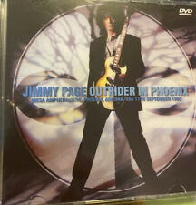 Jimmy Page Outrider Tour Pro Shot Dvd