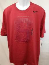Neuf Stanford Cardinaux Hommes Taille 2XL 2XLarge Standard Ajustement Nike