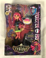 Mattel Monster High Howleen Wolf Doll 13 Wishes RARE!