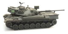Artitec 6160044 B Leopard 1 transporte ferroviario pista n 1:160 listo tanques modelo