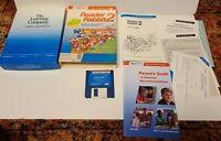 Boxed Reader Rabbit 2 (V1.01) 5.25 Floppy Disk 1991 Tandy/IBM PC/DOS/Windows