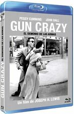 GUN CRAZY (1949 DEADLY IS THE FEMALE)  -  Blu Ray - Sealed Region free for UK